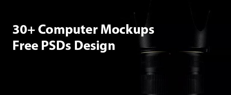 Computer Mockups